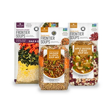 variety pack of 3 harvest soups